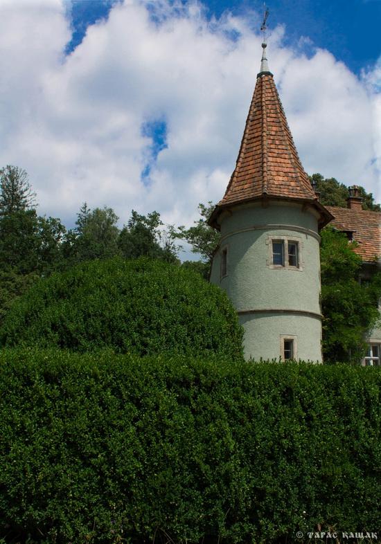 Schonborn Castle-Palace, Mukachevo, Zakarpattia, Ukraine, photo 4