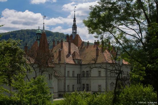 Schonborn Castle-Palace, Mukachevo, Zakarpattia, Ukraine, photo 7