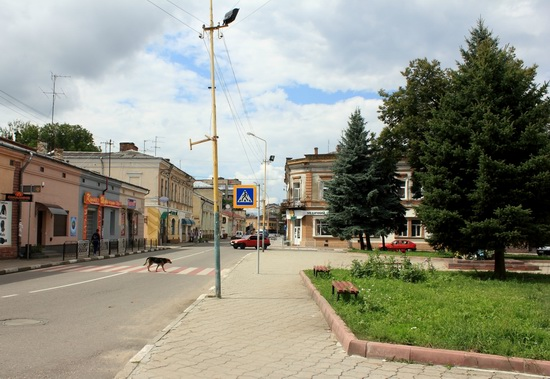 Stryi town, Lviv region, Ukraine, photo 1