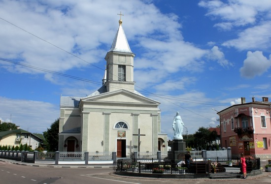 Stryi town, Lviv region, Ukraine, photo 15