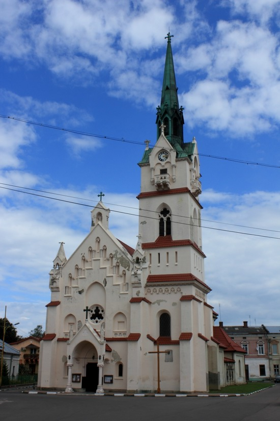 Stryi town, Lviv region, Ukraine, photo 2