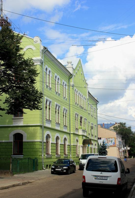 Stryi town, Lviv region, Ukraine, photo 20