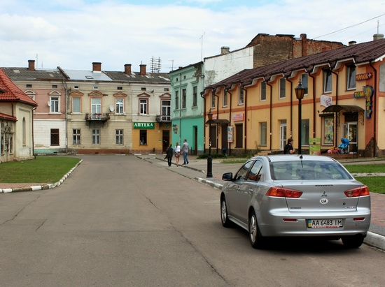 Stryi town, Lviv region, Ukraine, photo 3