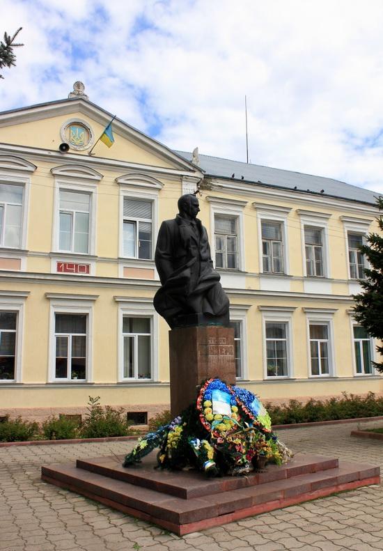 Stryi town, Lviv region, Ukraine, photo 4