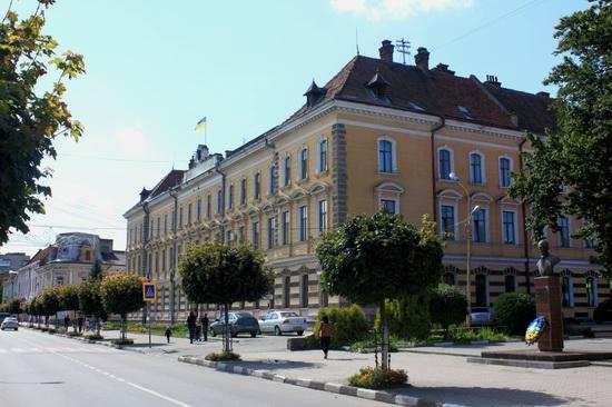 Stryi town, Lviv region, Ukraine, photo 6