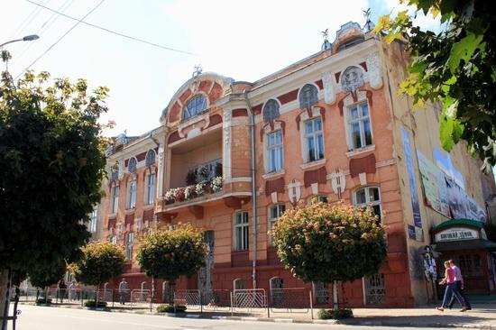 Stryi town, Lviv region, Ukraine, photo 7