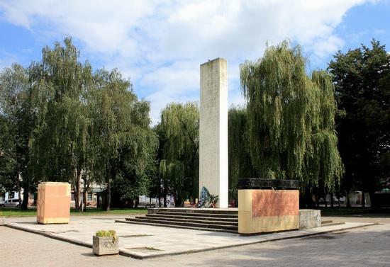 Stryi town, Lviv region, Ukraine, photo 9