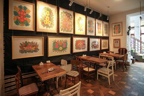 Svitlytsya Muliarova restaurant, Ivano-Frankivsk, Ukraine, photo 2