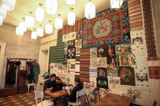 Svitlytsya Muliarova restaurant, Ivano-Frankivsk, Ukraine, photo 3