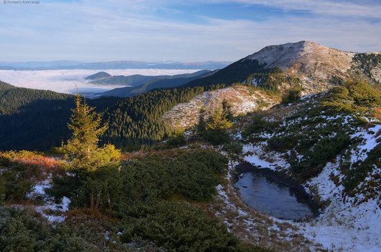Autumn in Hutsul Alps, the Carpathians, Ukraine, photo 10