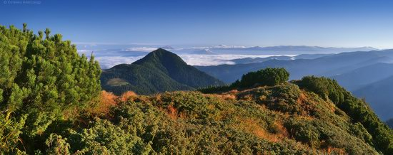 Autumn in Hutsul Alps, the Carpathians, Ukraine, photo 11