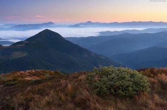 Autumn in Hutsul Alps, the Carpathians, Ukraine, photo 13