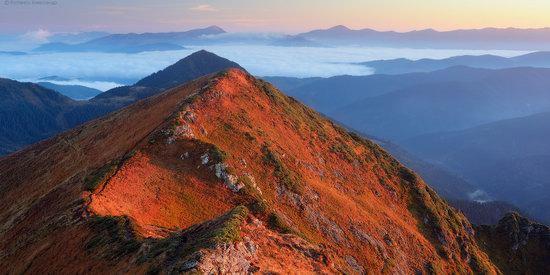 Autumn in Hutsul Alps, the Carpathians, Ukraine, photo 15