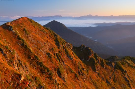 Autumn in Hutsul Alps, the Carpathians, Ukraine, photo 16