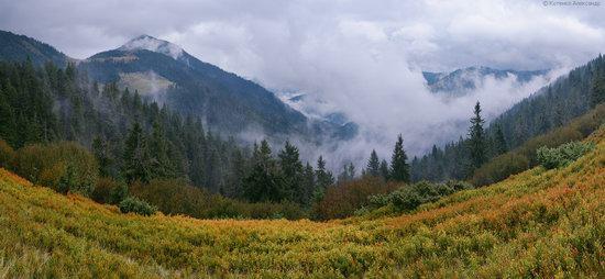 Autumn in Hutsul Alps, the Carpathians, Ukraine, photo 17