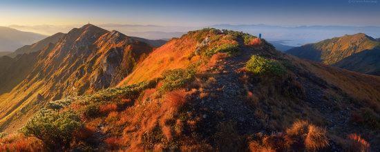 Autumn in Hutsul Alps, the Carpathians, Ukraine, photo 24