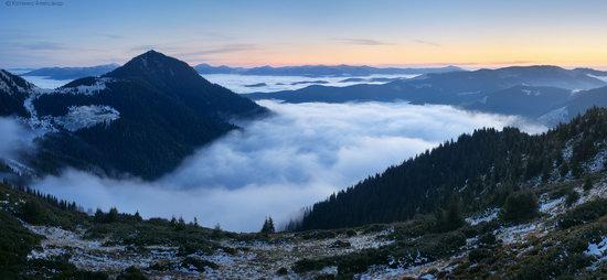Autumn in Hutsul Alps, the Carpathians, Ukraine, photo 4