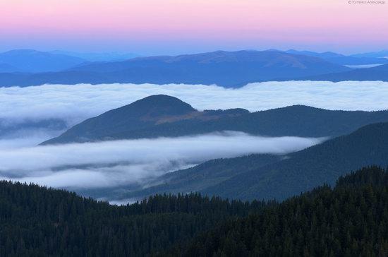 Autumn in Hutsul Alps, the Carpathians, Ukraine, photo 6
