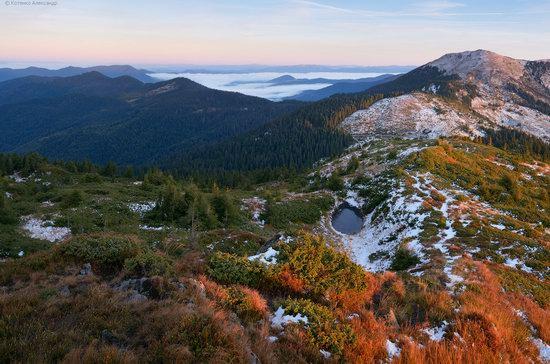 Autumn in Hutsul Alps, the Carpathians, Ukraine, photo 8