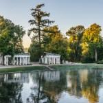 Golden Autumn in Alexandria Dendrological Park