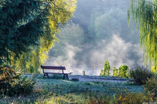 Golden Autumn in Alexandria Dendrological Park, Bila Tserkva, Ukraine, photo 10