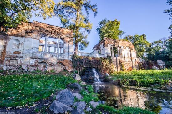 Golden Autumn in Alexandria Dendrological Park, Bila Tserkva, Ukraine, photo 4