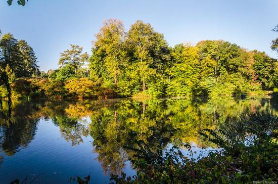 Golden Autumn in Alexandria Dendrological Park, Bila Tserkva, Ukraine, photo 5
