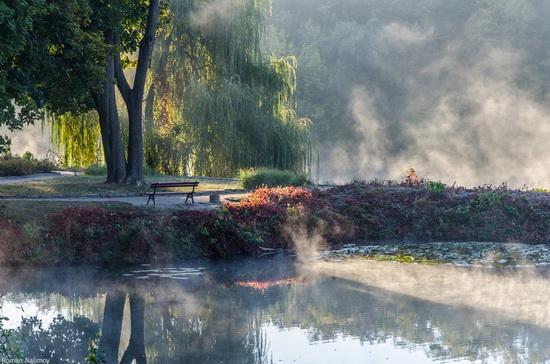 Golden Autumn in Alexandria Dendrological Park, Bila Tserkva, Ukraine, photo 9