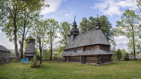 Holy Spirit Church, Huklyvyi, Zakarpattia region, Ukraine, photo 1