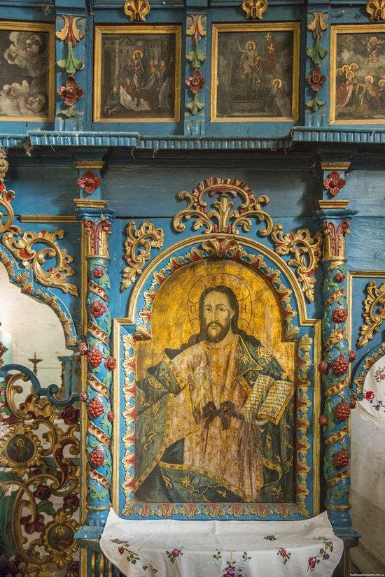 Holy Spirit Church, Huklyvyi, Zakarpattia region, Ukraine, photo 10