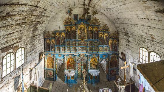 Holy Spirit Church, Huklyvyi, Zakarpattia region, Ukraine, photo 12