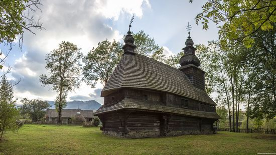 Holy Spirit Church, Huklyvyi, Zakarpattia region, Ukraine, photo 15