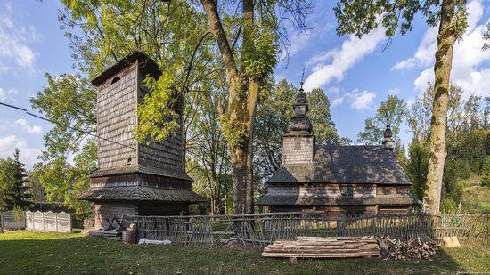 Holy Spirit Church, Huklyvyi, Zakarpattia region, Ukraine, photo 2