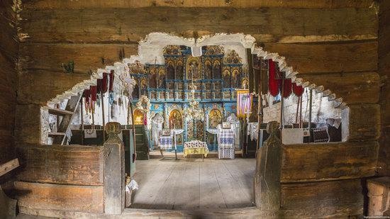 Holy Spirit Church, Huklyvyi, Zakarpattia region, Ukraine, photo 4