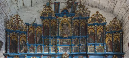 Holy Spirit Church, Huklyvyi, Zakarpattia region, Ukraine, photo 5