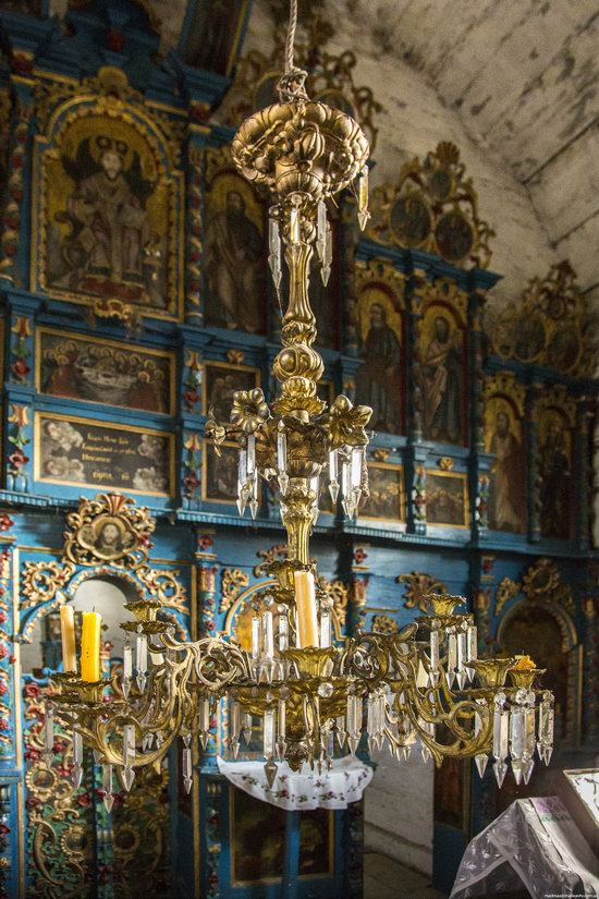 Holy Spirit Church, Huklyvyi, Zakarpattia region, Ukraine, photo 6