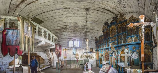 Holy Spirit Church, Huklyvyi, Zakarpattia region, Ukraine, photo 7