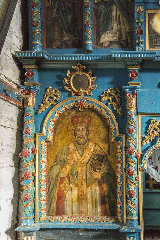 Holy Spirit Church, Huklyvyi, Zakarpattia region, Ukraine, photo 8