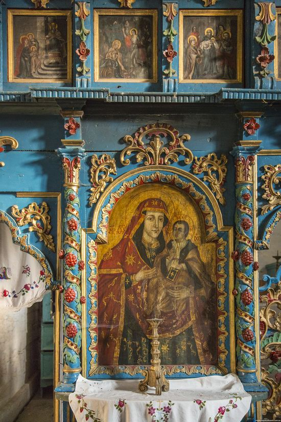 Holy Spirit Church, Huklyvyi, Zakarpattia region, Ukraine, photo 9