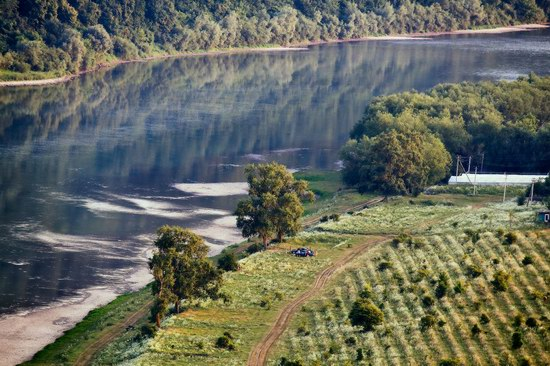 Summer evening on the Dniester River, Ternopil region, Ukraine, photo 4