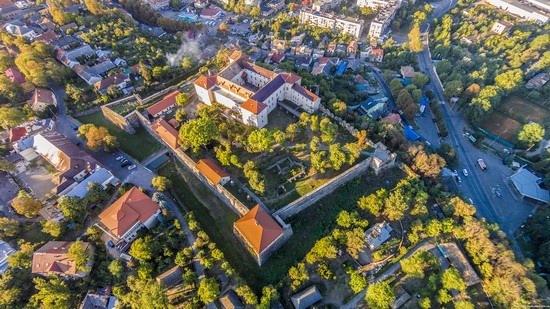 Uzhgorod Castle from above, Ukraine, photo 4
