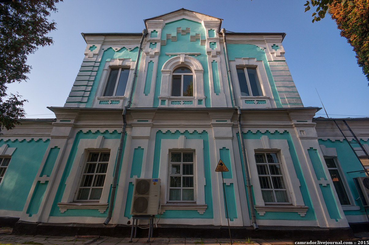 Universities of Zhytomyr region: a selection of sites