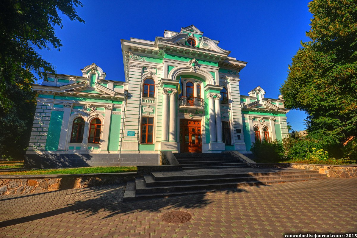 Libraries of Zhytomyr region: a selection of sites