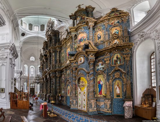 Cathedral of the Nativity of the Virgin in Kozelets, Chernihiv region, Ukraine, photo 10