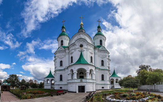 Cathedral of the Nativity of the Virgin in Kozelets, Chernihiv region, Ukraine, photo 12