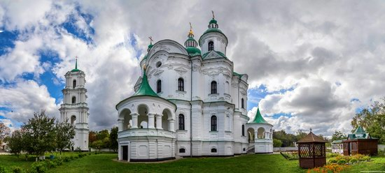 Cathedral of the Nativity of the Virgin in Kozelets, Chernihiv region, Ukraine, photo 2