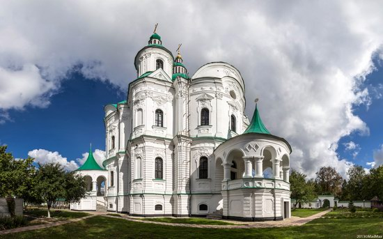 Cathedral of the Nativity of the Virgin in Kozelets, Chernihiv region, Ukraine, photo 3