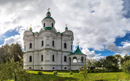 Cathedral of the Nativity of the Virgin in Kozelets, Chernihiv region, Ukraine, photo 6