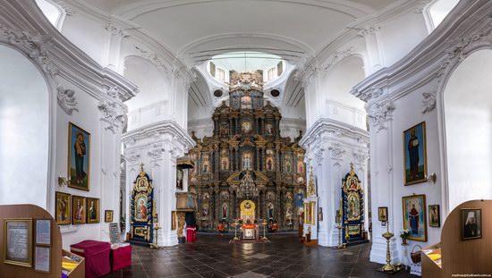 Cathedral of the Nativity of the Virgin in Kozelets, Chernihiv region, Ukraine, photo 7