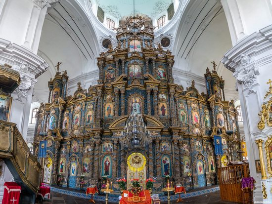 Cathedral of the Nativity of the Virgin in Kozelets, Chernihiv region, Ukraine, photo 8